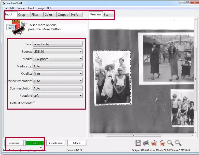 этих как отсканировать фотографию в электронном виде кипре