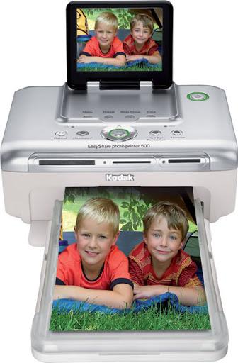 Kodak EasyShare Photo Printer 500, Epson PictureMate 500, Samsung ...