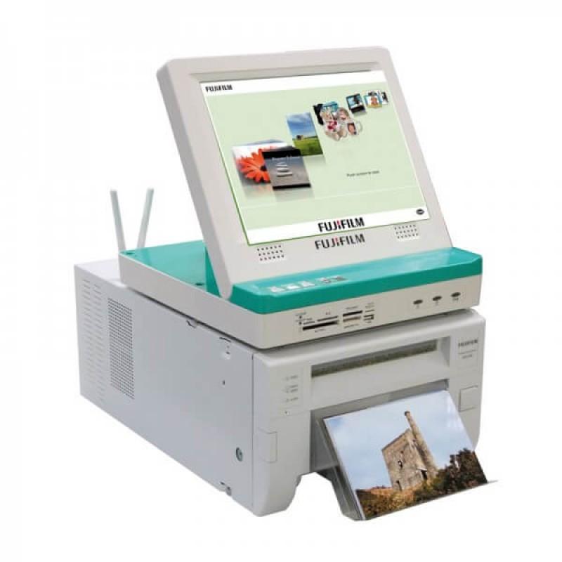 Fuji ASK-300 Quick Print Station Bundle (Choose)