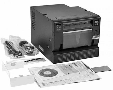 Купить Фотопринтер Mitsubishi CP-D90DW-P Printer Фотопринтеры ...
