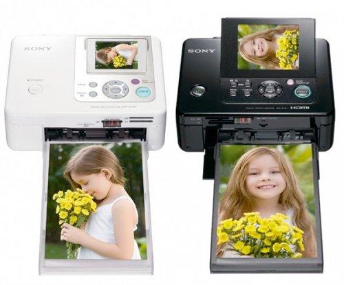 DPP-FP97 and DPP-FP67 – новые принтеры от Sony - Новости
