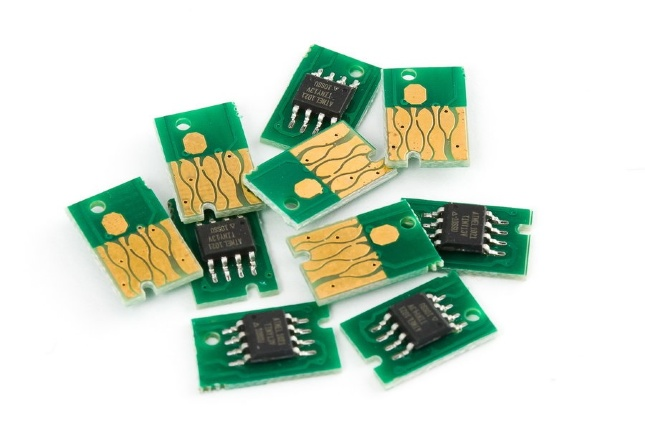 Чіп ПЗК для EPSON XP-510, XP-600, XP-605, XP-610, XP-615, XP-700 ...